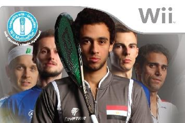 Psa World Tour Squash Wii