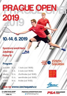 Prague Open 2019 Hamr
